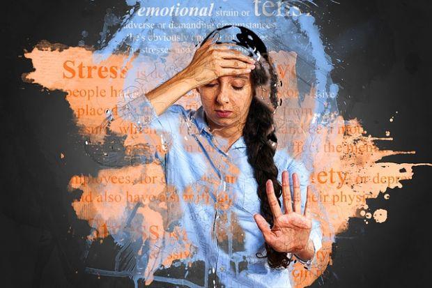 Depresja, stres